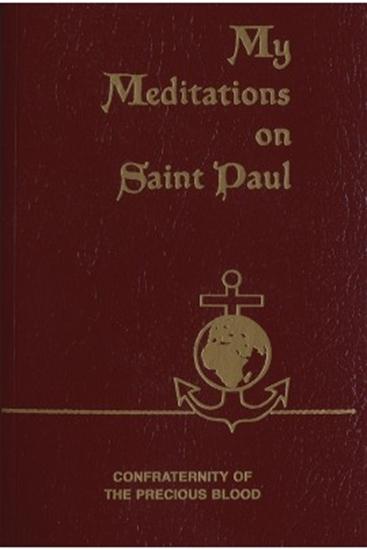My meditations on saint paul pb8278x