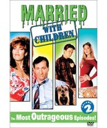 Married with Children, Vol. 2 - The Most Outrageous Episodes Dvd - $10.99