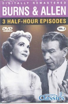 The George Burns and Gracie Allen Show, Vol. 2 Dvd