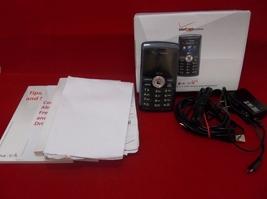 Verizon Wireless LG EnV 3VX9200 Cell Phone CIB Locked - $20.00