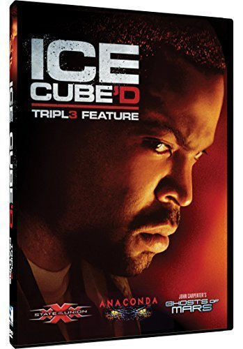 Ice Cube'd Triple Feature Dvd