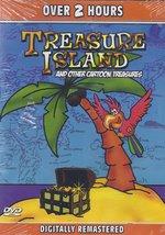 Treasure Island and Other Cartoon Treasures Dvd image 1