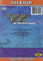 Treasure Island and Other Cartoon Treasures Dvd image 2