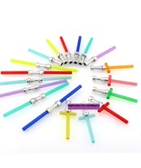 Ot star wars 18 kinds different color chrom lightsaber red green gray purple blue best thumbtall