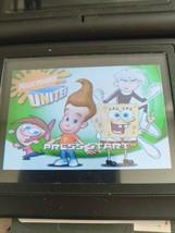 Nintendo Game Boy Advance GBA Nicktoons UNITE! image 1