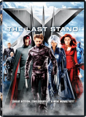 X-Men: The Last Stand Dvd