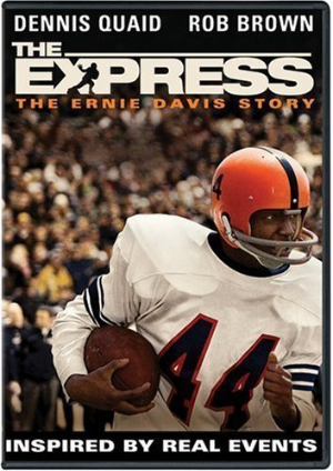 The Express: The Ernie Davis Story Dvd