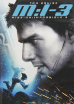 Mission Impossible 3 Dvd image 1