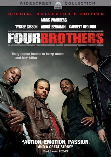 Four Brothers Dvd