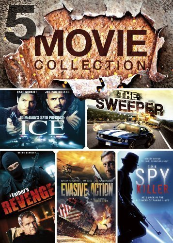 5-Movie Action Collection V.3 Dvd