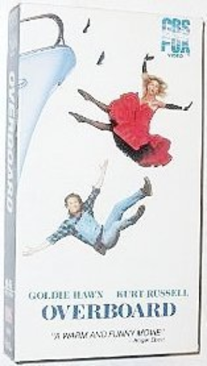 Overboard Vhs