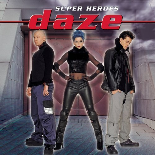 Super Heroes by Daze Cd