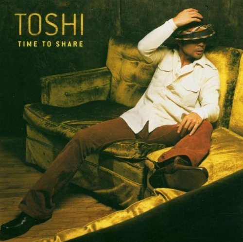 Time to Share by Toshi Cd