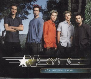 I'll Never Stop by N Sync Cd