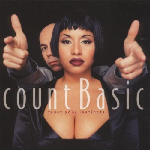 Trust Your Instincts by Count Basic Cd