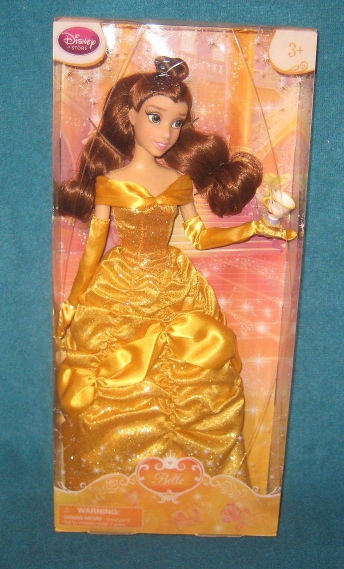 cf0fc8348f Disney Store Princess Belle & Chip Classic and 16 similar items. 57