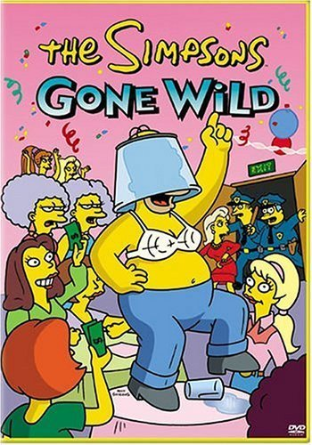 The Simpsons - Gone Wild Dvd