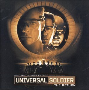 Universal Soldier: The Return Soundtrack Cd