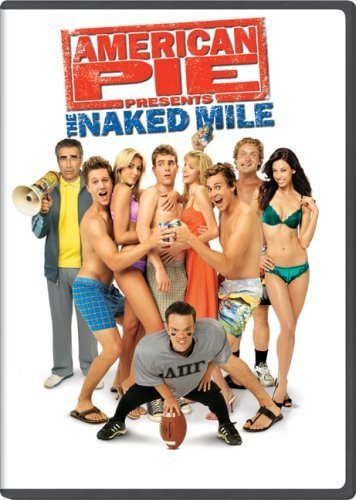 American Pie Presents - The Naked Mile Dvd