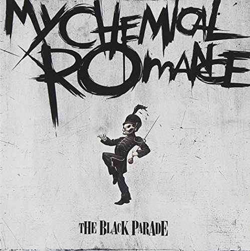 The Black Parade Amended by My Chemical Romance Cd