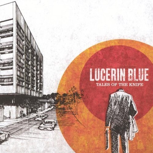 Tales of the Knife by Lucerin Blue Cd