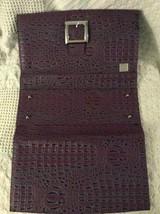 Miche Retired Classic Shell ELLIE in Purple w/ silver buckle  - $22.00
