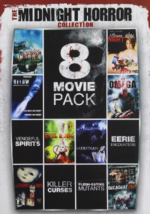 8-Movie Pack Midnight Horror Collection V.1 Dvd image 1