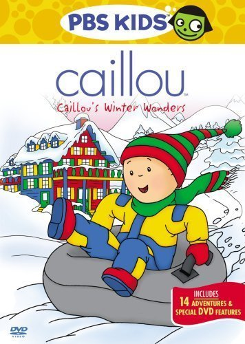 Caillou: Caillou's Winter Wonders  Dvd