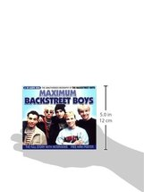 Maximum Backstreet Boys: The Unauthorised Biography of The Backstreet Boys Cd image 2