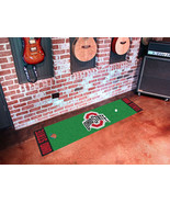 Ohio State University Golf Putting Green Mat, FAN MATS - $35.00