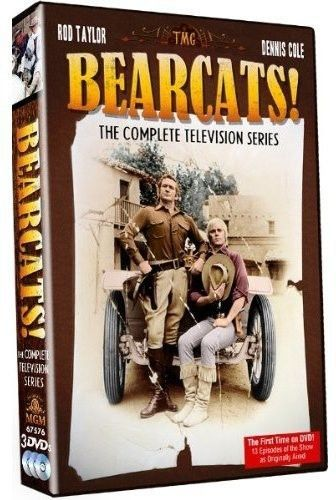 Bearcats!: The Complete Series (DVD Set ) New Classic TV Series