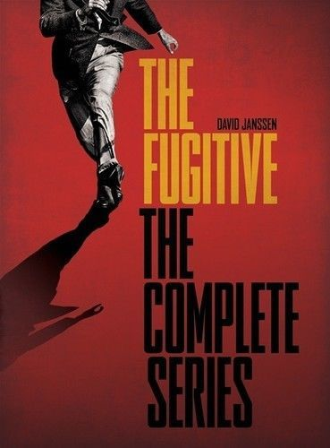 Fugitive: The Complete Series (DVD Box Set) TV Series New