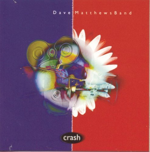 Crash  By Dave Matthews Band Cd
