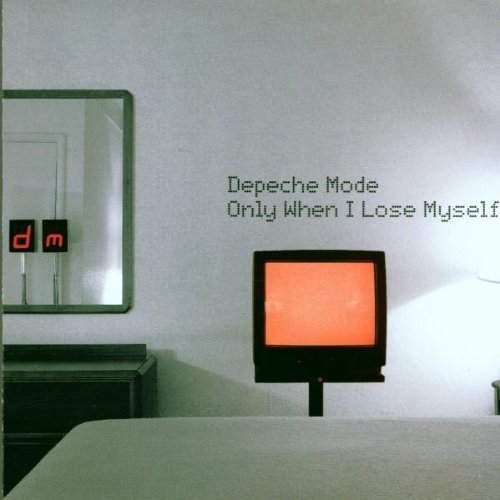Only When I Lose Myself Pt. 2 by Depeche Mode Cd