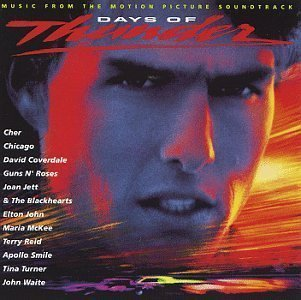 Days Of Thunder: Music From The Motion Picture Soundtrack Cd