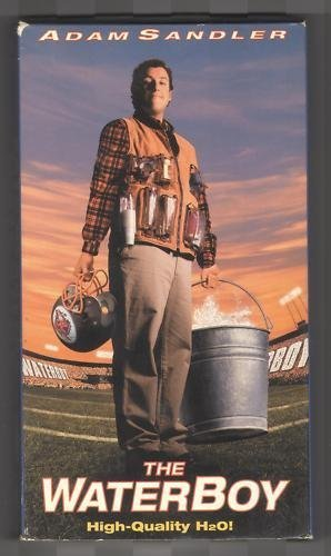 The Waterboy VHS