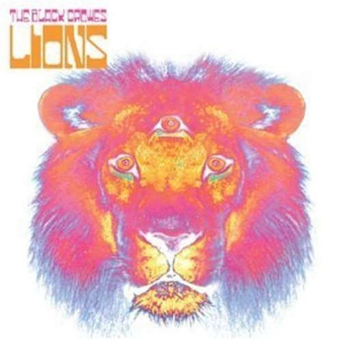 Lions by Black Crowes Cd