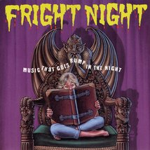 Fright Night: Music That Goes Bump In The Night Cd image 1
