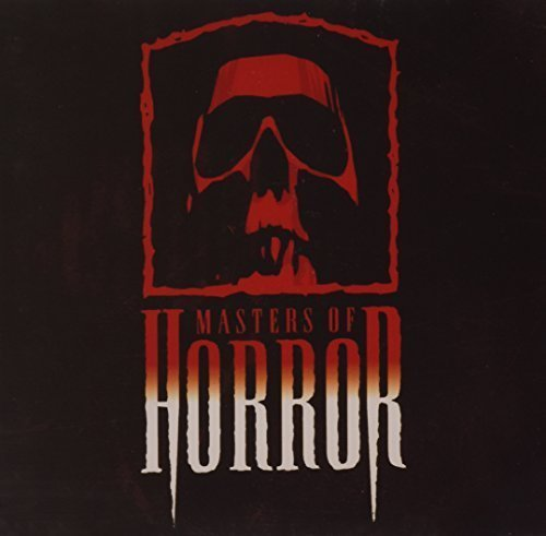 Masters of Horror by Masters of Horror Cd