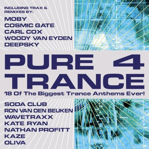 Pure Trance 4 by Pure Trance Cd