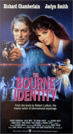 The Bourne Identity TV Miniseries Vhs