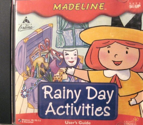 Madeline  Rainy Day Activities  Cd