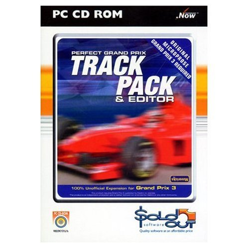Perfect Grand Prix Track Pack & Editior - Unofficial Expansion for Microprose...