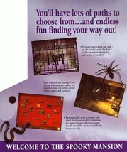 I Spy Spooky Mansion [CD-ROM] Mac / Windows 98 / Windows Me / Windows 95 image 3