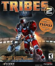 Tribes 2- PC  Windows 98 image 1