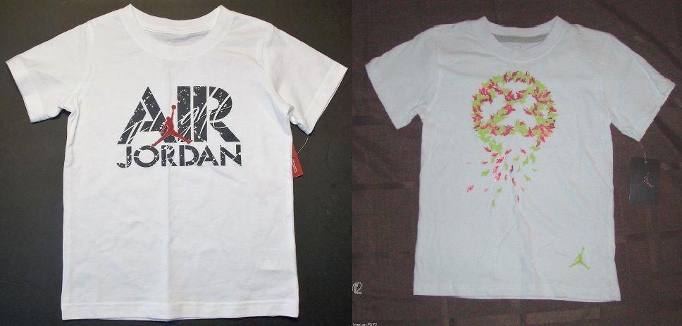 26cfdf426baf2b Air Jordan Nike Boys T-Shirts 2 Choices and 50 similar items