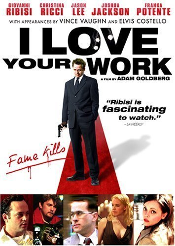 I Love Your Work Dvd