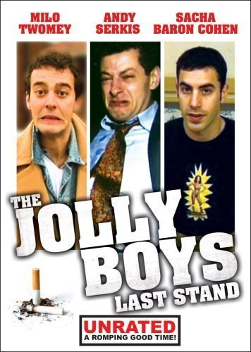 The Jolly Boys Last Stand Dvd