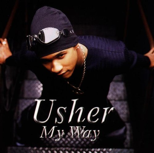 My Way by Usher Cd