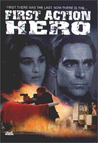 First Action Hero Dvd